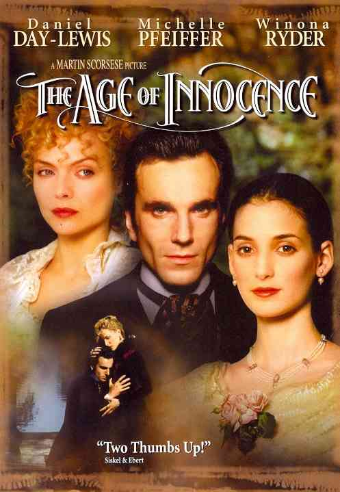 AGE OF INNOCENCE BY LEWIS,DANIEL DAY (DVD)