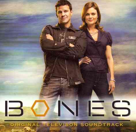 BONES (OST) (CD)