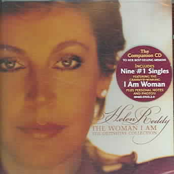 WOMAN I AM:DEFINITIVE COLLECTION BY REDDY,HELEN (CD)