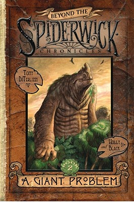 A Giant Problem By Black, Holly/ DiTerlizzi, Tony/ DiTerlizzi, Tony (ILT)